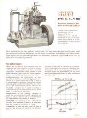 SABB type C 5-9 HK semi-diesel