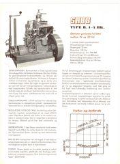 SABB type B  4-5 HK semi-diesel