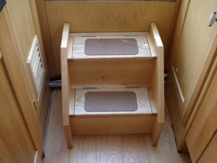 Steps With Storage