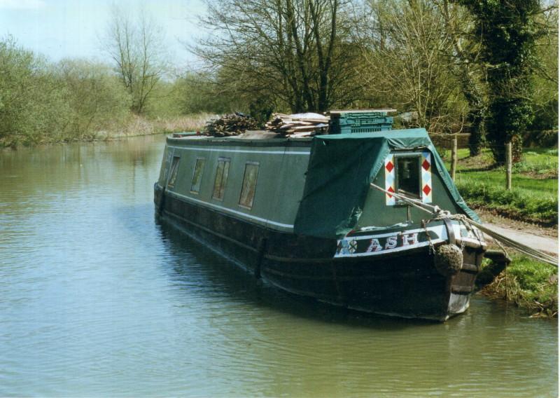 Woodentop Middlewich Narrowboats