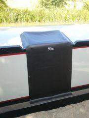 Hatch and door cover