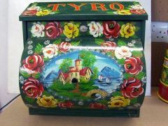 Tyro's Letter Box