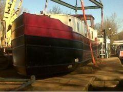 New barge Jambo Rafiki