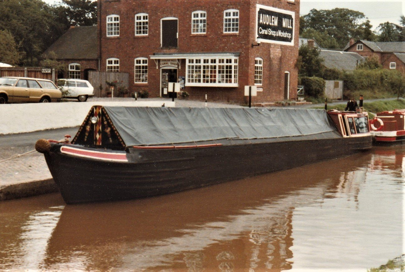 1980 at Audlem Mill.jpg