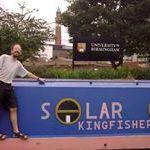 The Solar Kingfisher